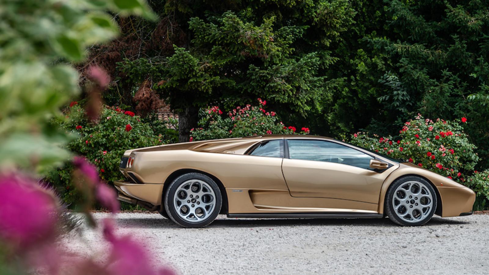 Der Lamborghini Diablo darf sich seit 2021 Oldtimer nennen.