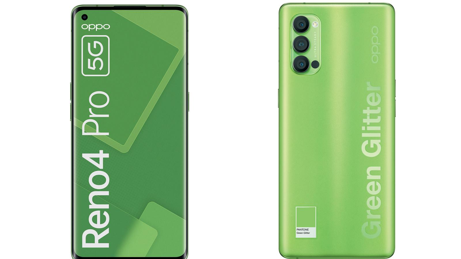 Oppo Reno4 Serie umfasst drei brandneue Smartphones