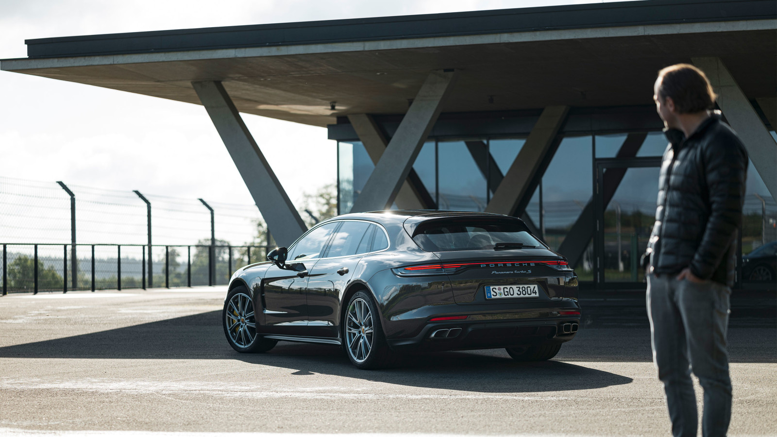 Der neue Porsche Panamera im GQ-Test
