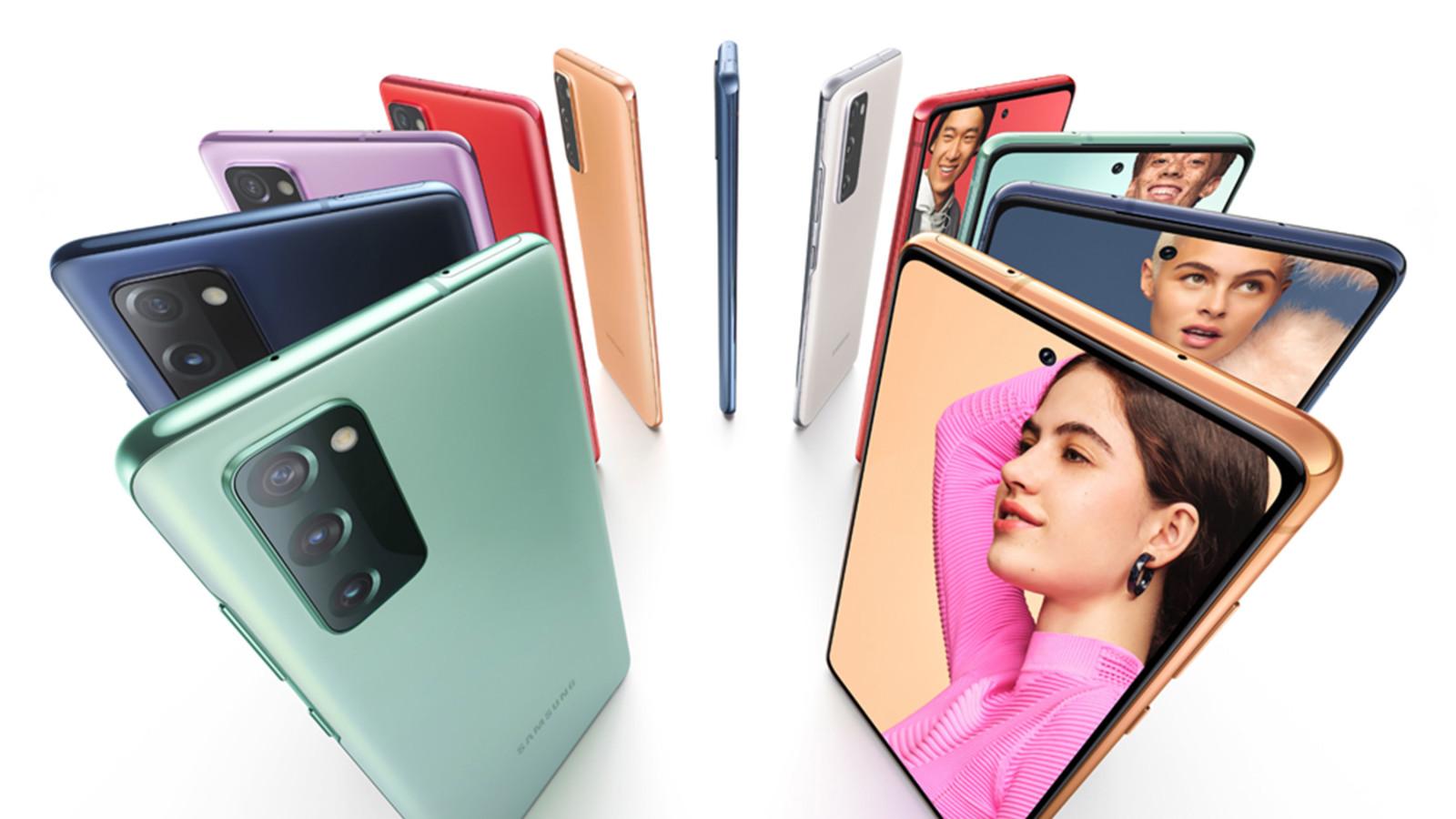 So soll das neue Top-Smartphone von Samsung aussehen