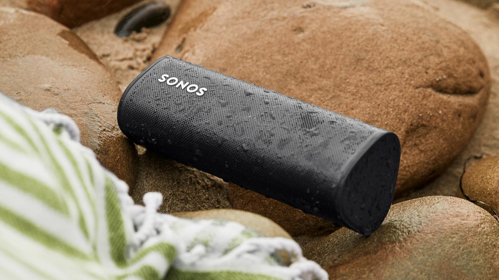 Der Sonos Roam verdient als erstes Sonos-Modell die Bezeichnung Bluetooth-Speaker.