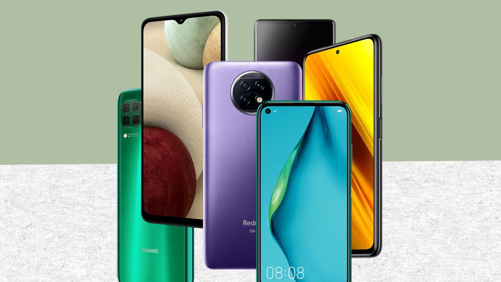Das sind die 10 besten Einsteiger-Smartphones unter 300 Euro.