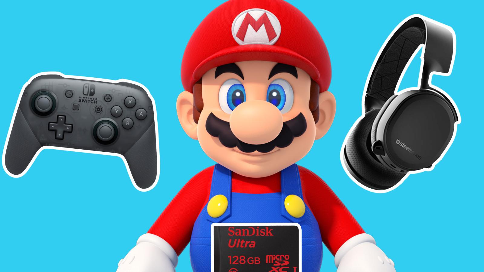 Nintendo Switch, Konsole, Zubehör