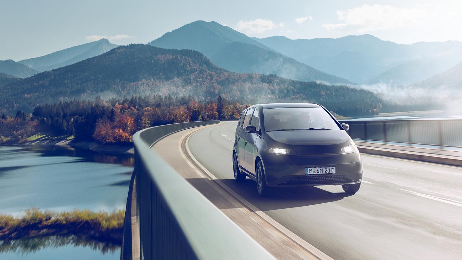Diese 6 außergewöhnlichen E-Autos könnten 2021 kommen.