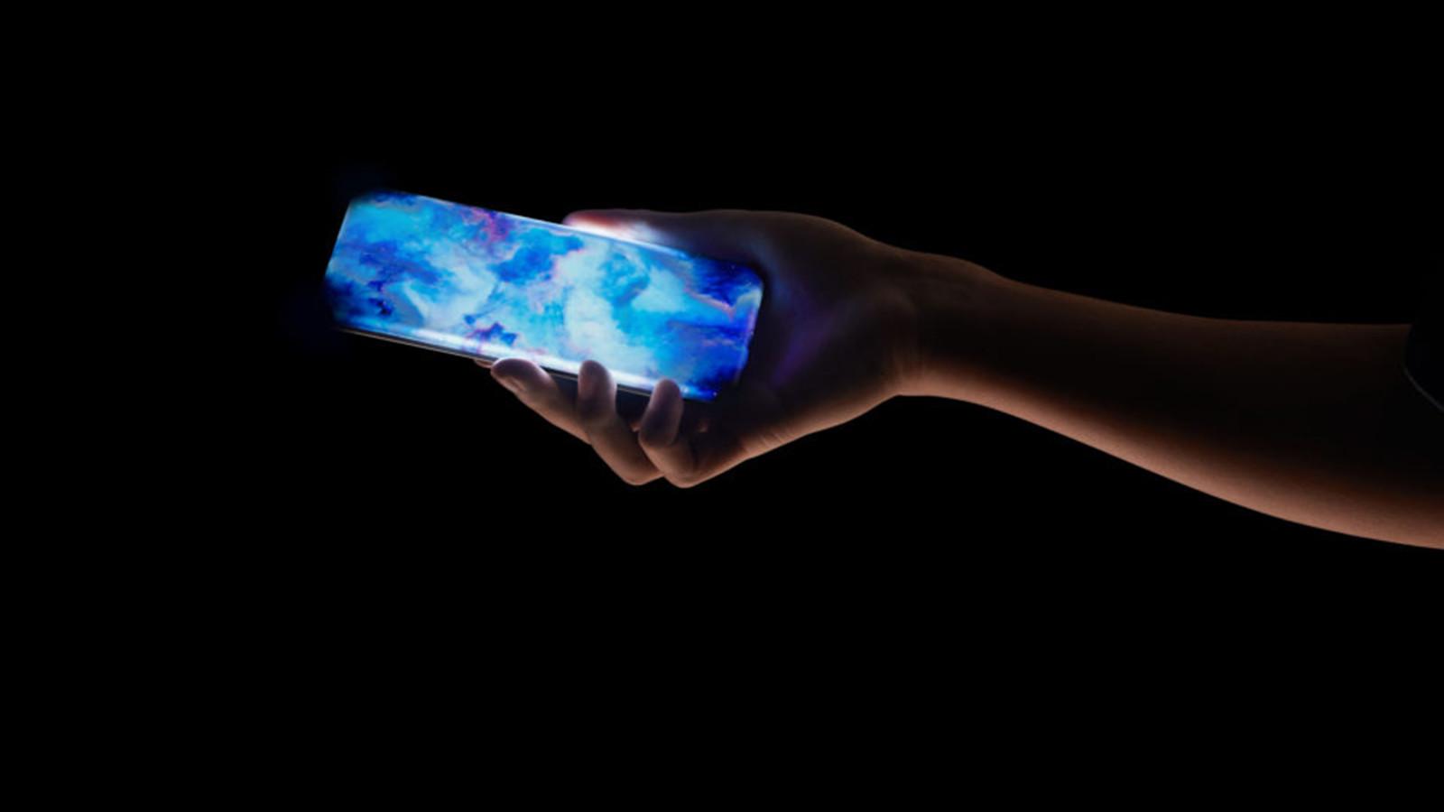 Xiaomi stellt ein Konzept-Smartphone mit innovativem Display vor.