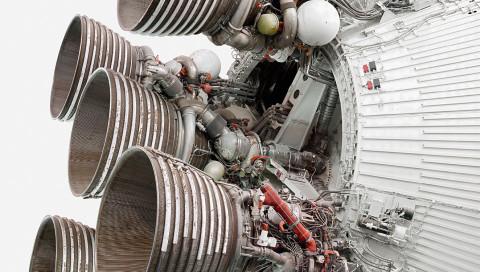 Eindrucksvolle Bilder: Ein seltener Blick hinter die Kulissen der NASA