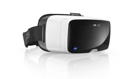 Billiger als Oculus Rift: Zeiss baut Virtual-Reality-Brille VR One