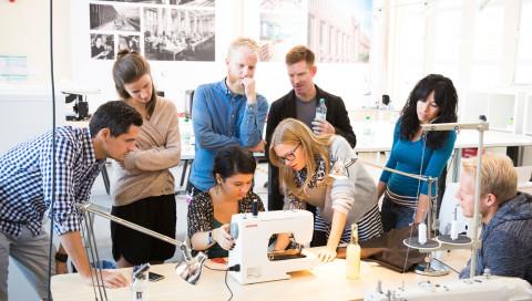 Wo intelligente Mode entwickelt wird: Besuch im Fashion Fusion Lab