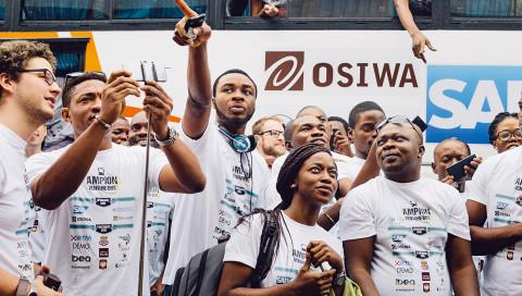 Reise in die Zukunft: Mit dem Startup-Bus durch Afrika