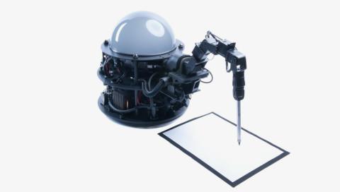 Dieser Roboter ist Creative Director bei einer japanischen Werbeagentur