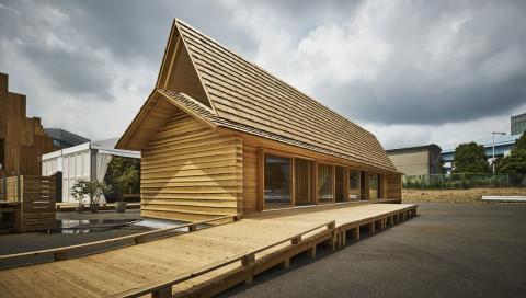 Warum Airbnb plötzlich Holzhäuser in Japan baut