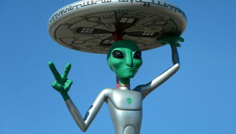 Haben Seti-Forscher ein Signal von Außerirdischen empfangen?
