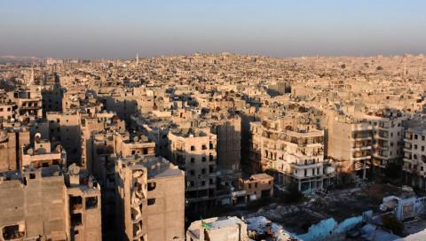 Könnten selbstfahrende Trucks die Menschen in Aleppo versorgen?
