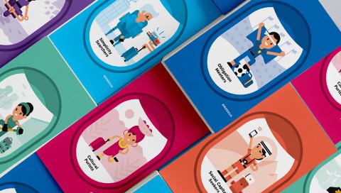Die Illustratorin Jing vom Designduo ONO Creates im Netzberühmt-Kreuzfeuer