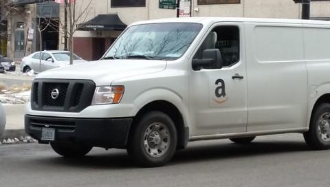 Amazons neues Patent: ein Highway-System für autonome Trucks