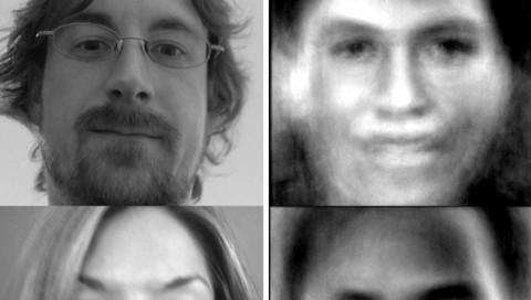 Die App Antiface berechnet das Gegenteil von Gesichtern
