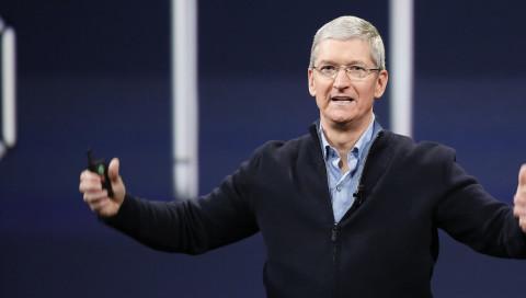 Apple-CEO Tim Cook attackiert Google, Facebook und Co. für ihre Datensammelwut