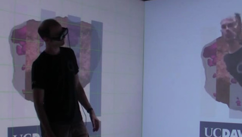 Ein neuer Augmented-Reality-Helm zeigt Radfahrern immer den sichersten Weg