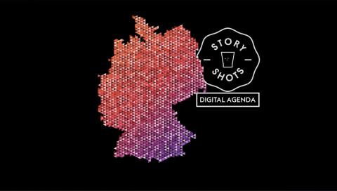 """Aufholjagd zum Silicon Valley: """"Ein wenig digital reicht Deutschland nicht"""""""