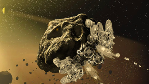 Warum die NASA Asteroiden in autonome Raumschiffe verwandeln will