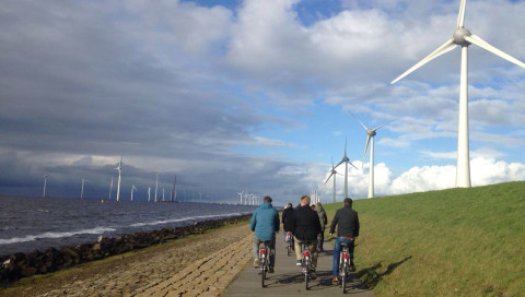Windräder auf Deichen – warum gibt es das noch nicht?