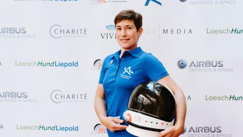Eine Chemnitzerin will die erste deutsche Frau im Weltall werden
