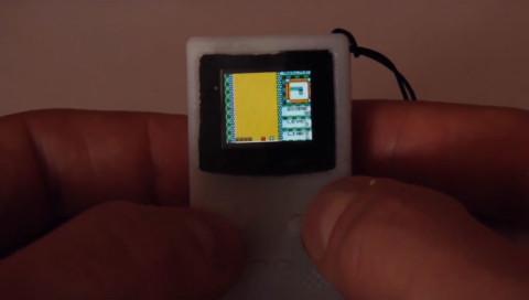Ein Hacker hat den kleinsten Game Boy der Welt gebaut