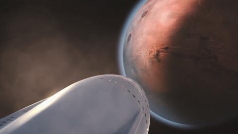 Boeing will noch vor Elon Musk zum Mars