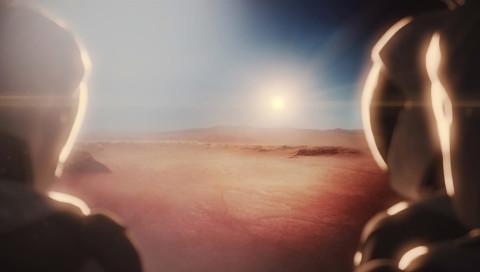 Jetzt auch Obama: So steht es beim Rennen um Flüge zum Mars