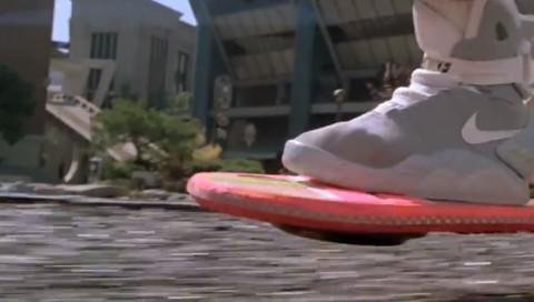 """Die Nike-Sneaker aus """"Zurück in die Zukunft"""": Evolution einer Schuhlegende"""