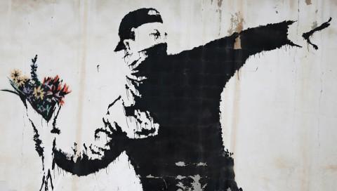 Kriminologen fahnden nach Banksy wie nach einem Serienkiller