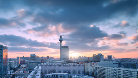 Achtung, London! Berlins Startup-Szene ist bereit für den Goldrausch