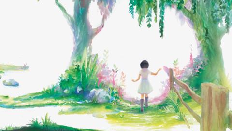 """""""Beyond Eyes"""" ist ein Videospiel-Gedicht über das Leben als blindes Mädchen"""