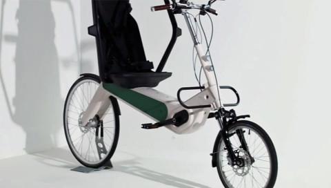 Ein Londoner Erfinder hat angeblich das sicherste Fahrrad der Welt gebaut
