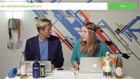 """""""Unlimited Ltd"""" ist eine Comedy-Serie über Startups — mit ein paar Klischees zu viel"""