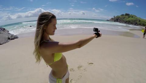 Die neue GoPro ist ein Actioncam-Würfel