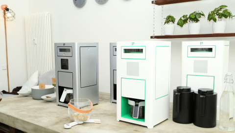Diese Kaffeemaschine macht jedes Büro zur Rösterei