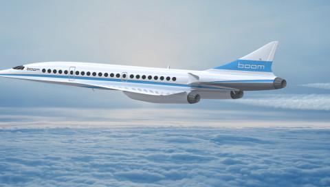 Das Boom-Überschallflugzeug wurde erfolgreich im Windkanal getestet
