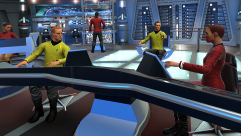 Auch Virtual-Reality-Games können Multiplayer