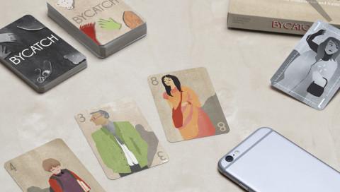 """""""Bycatch"""" ist ein cleveres Kartenspiel über Krieg und Überwachung"""