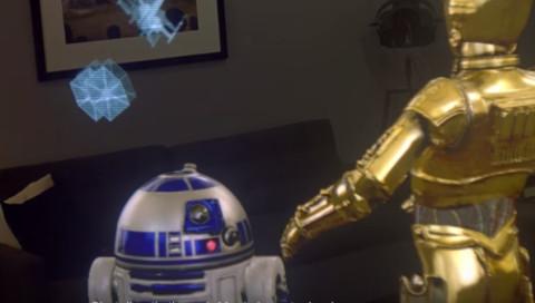 Magic Leap will C-3PO in euer Wohnzimmer projizieren