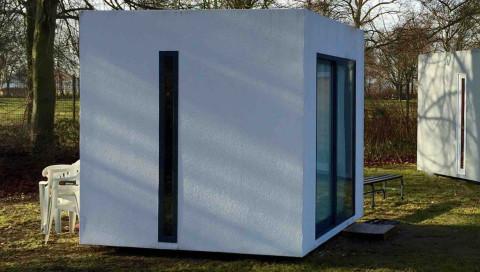 Living in a box: Ein Hamburger Startup bietet Pop-Up-Hotels an