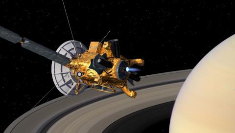 Der neunte Planet könnte sich auf eine Saturnsonde auswirken