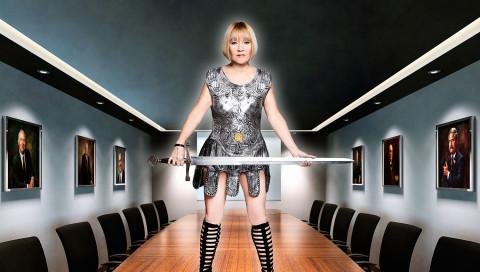 Cindy Gallop will die Revolution des Social Sex anführen