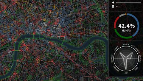 Urbaner Soundtrack von Chatty Maps: So klingen Metropolen