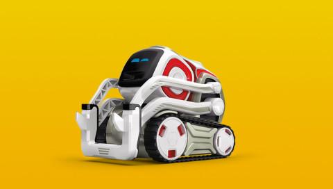 Cozmo soll der schlaue Spielzeug-Roboter für Zuhause sein