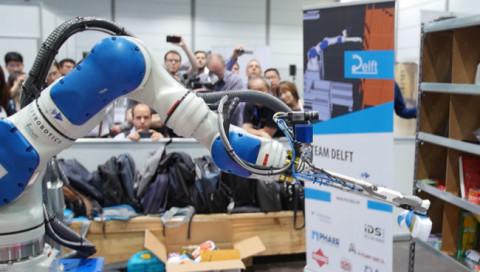 Dieser Roboter hat Amazons Logistik-Wettbewerb gewonnen