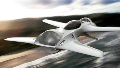 Der neue Wagen von DeLorean soll tatsächlich fliegen können