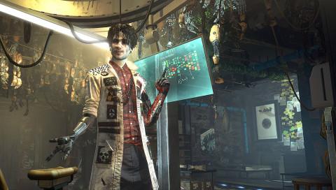 """E3 / Cyberpunk, Baby! Das neue """"Deus Ex"""" kommt im Frühjahr 2016"""