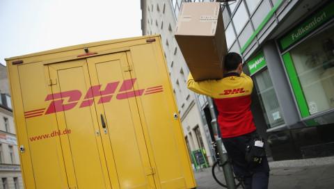 DHL und VW testen den Kofferraum als Paketpostkasten